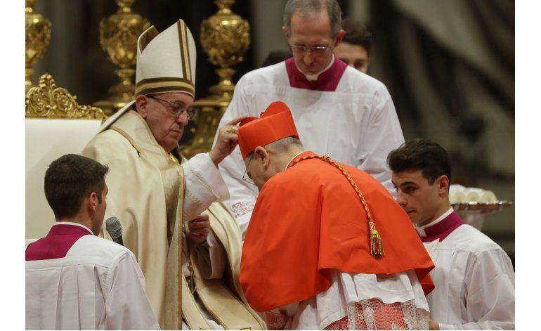 El papa advierte contra el virus de la polarización