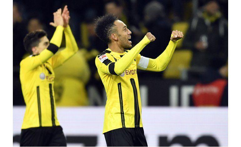 Dortmund propina a Bayern su primer revés de la temporada