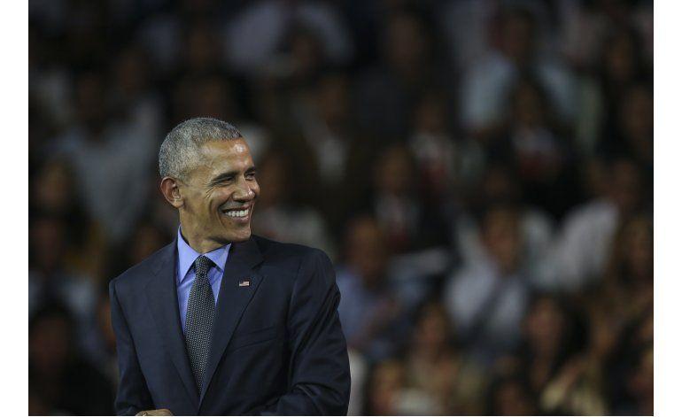 Interés en Trump opaca presencia de Obama en cumbre de APEC