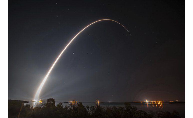 EEUU envía al espacio avanzado satélite meteorológico
