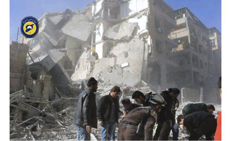Siria rechaza propuesta de la ONU para tregua en Aleppo