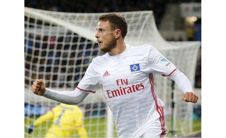 Hoffenheim no pasa del empate ante el colista Hamburgo