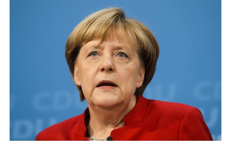 Canciller alemana Merkel se presentará a 4to período