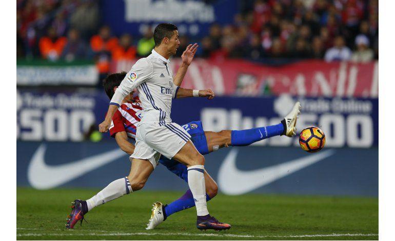 Nadie domina al Atlético como Ronaldo en el derbi madridista