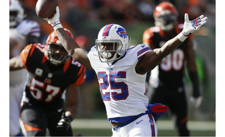 Diezmados Bills superan a Bengals