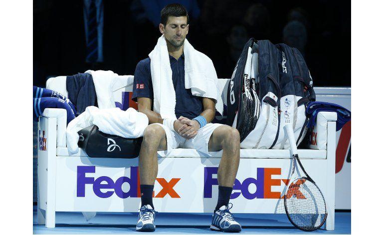 Murray, número 1 tras vencer a Djokovic en Copa Masters