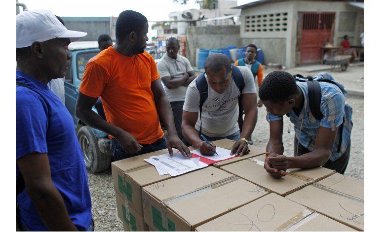 Concluye sin contratiempos jornada electoral en Haití