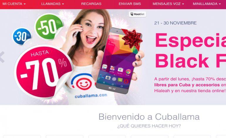 Popular servicio de llamadas a Cuba se defiende de ataque castrista
