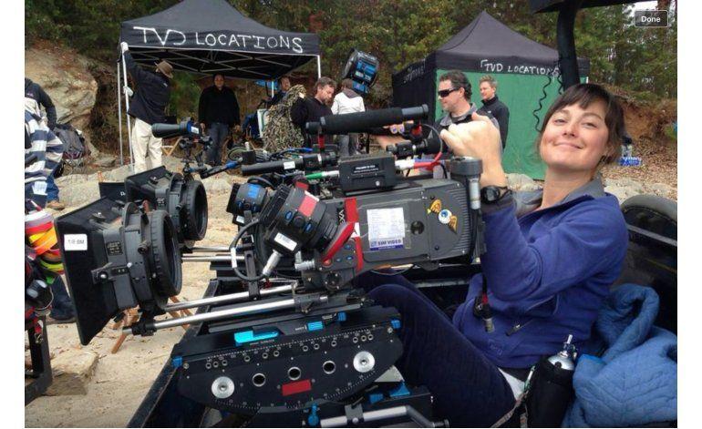 En rodajes de cine y TV, los accidentes quedan en la sombra