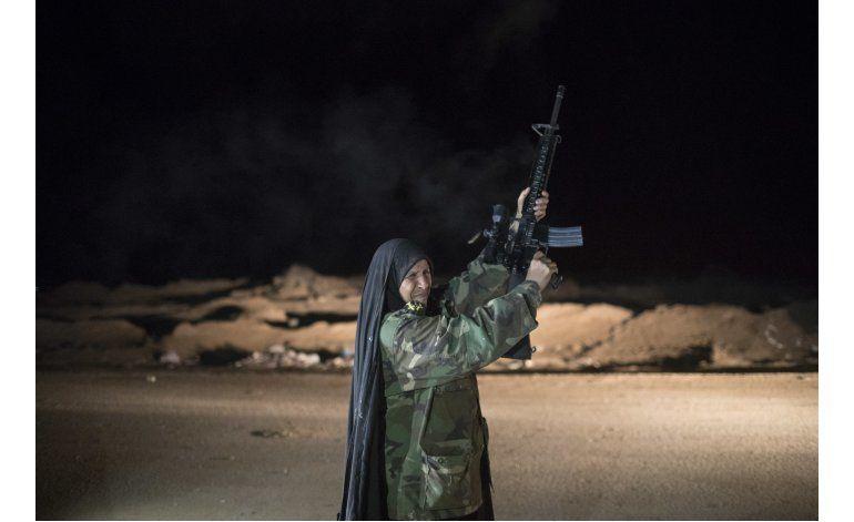 Fuerzas iraquíes se reagrupan en Mosul