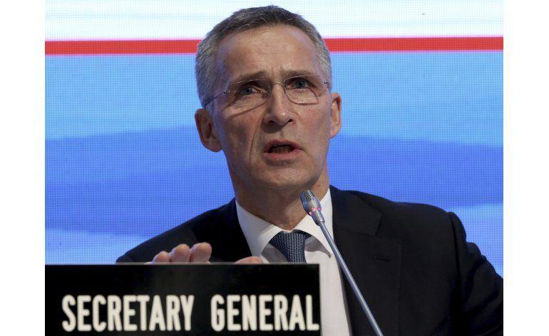 OTAN anticipa colaborar con gobierno de Trump