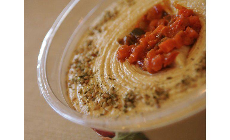 Sabra retira hummus como precaución ante listeria