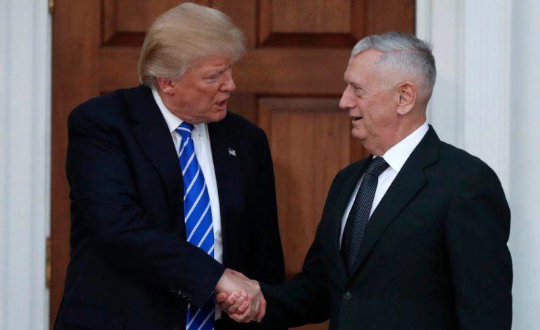 Sale a luz el nombre del candidato a Secretario de Defensa