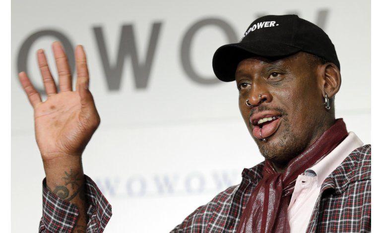 Rodman, acusado de huir tras colisión en autopista