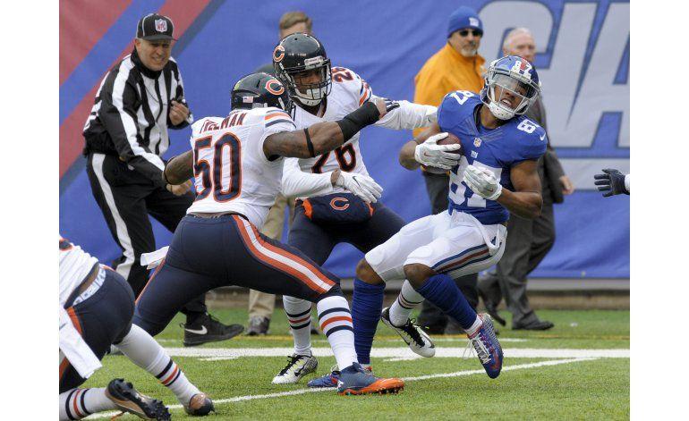 Freeman, linebacker de Bears, suspendido por dopaje