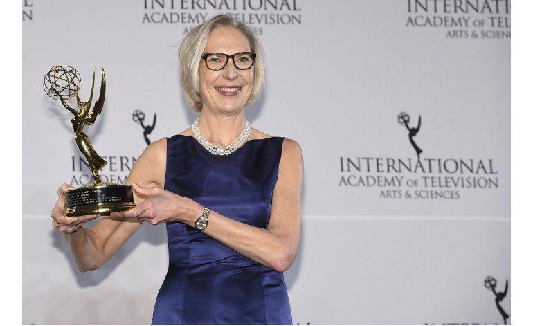 Francisco, el jesuita gana un Emmy Internacional