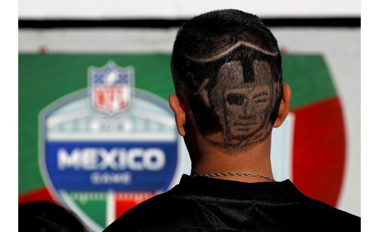 Raiders convierten el Azteca en sucursal de Oakland
