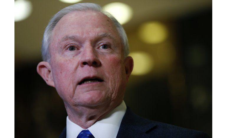 Secretario de Justicia de Trump podría afectar a inmigración