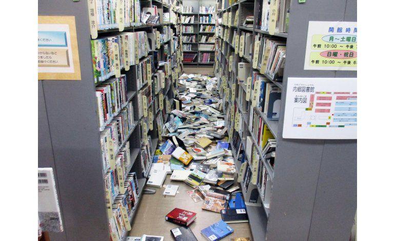 Miedo y alivio por un potente sismo y un tsunami en Japón