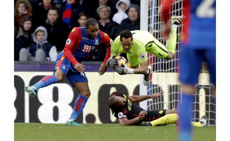 Manchester City: Kompany de nuevo fuera por lesión