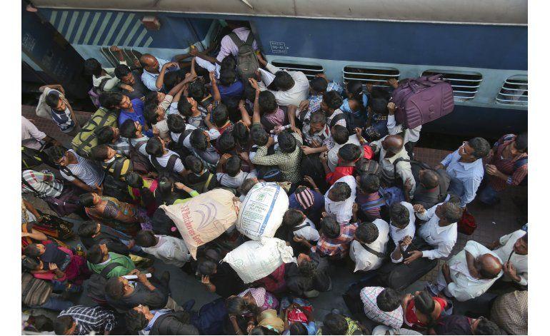 25.000 muertos por año en ferrocarriles de la India