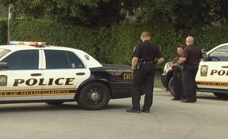Tiroteo en el campus de la Florida Memorial University ubicada en Miami Gardens dejó a un hombre herido de bala