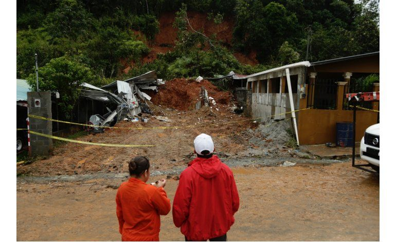 Otto se convierte en huracán; deja tres muertos en Panamá