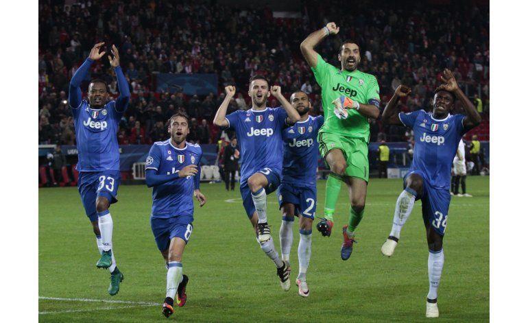Madrid, Mónaco y Leicester avanzan en Champions