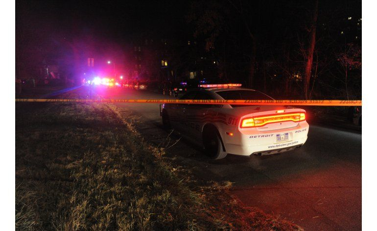 Detroit: Agente baleado se recupera tras operación