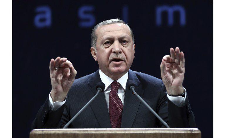 Erdogan: Voto de UE sobre Turquía no tiene valor