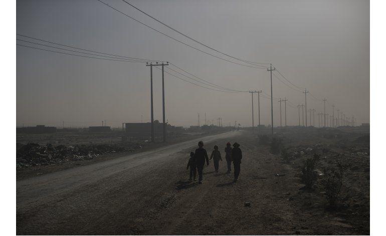 Coalición inhabilita cuarto puente de Mosul, dice grupo EI