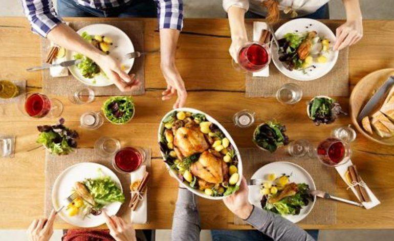 Las reglas de oro de una cena saludable
