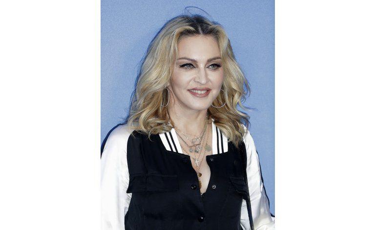 Tras reporte de arresto, Madonna dice que apoya a su hijo