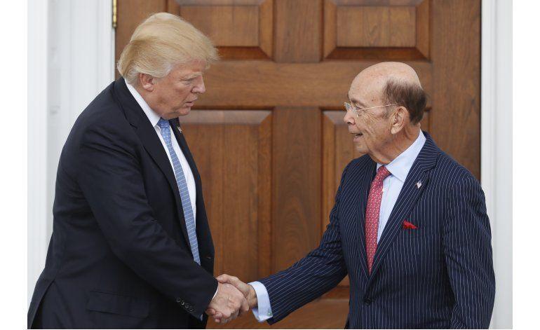 Trump nomina a multimillonario como secretario de Comercio