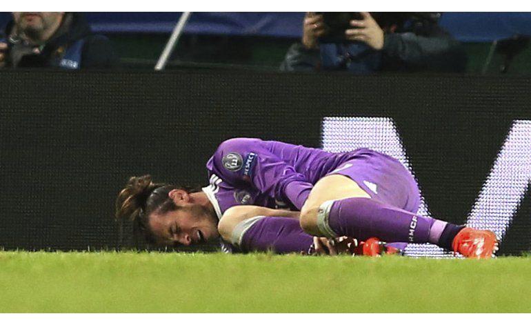 Bale fuera al menos 2 meses por lesión de tobillo