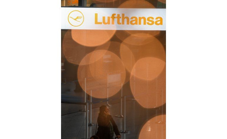 Huelga de pilotos en Lufthansa seguirá hasta el sábado