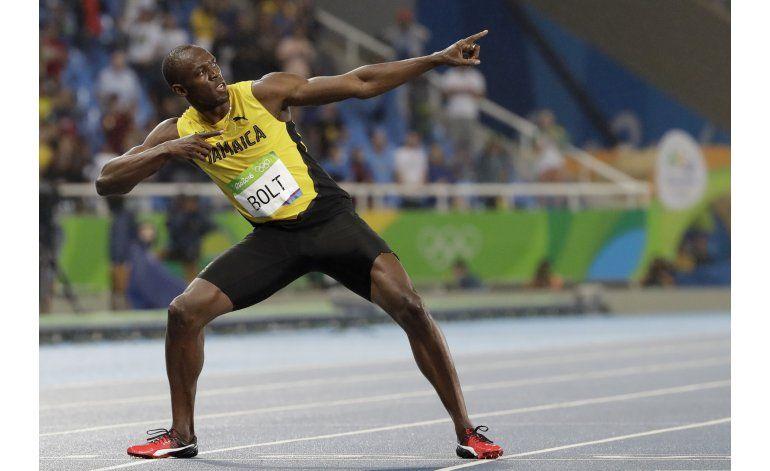 Entrevista AP: Usain Bolt habla sobre su nuevo documental