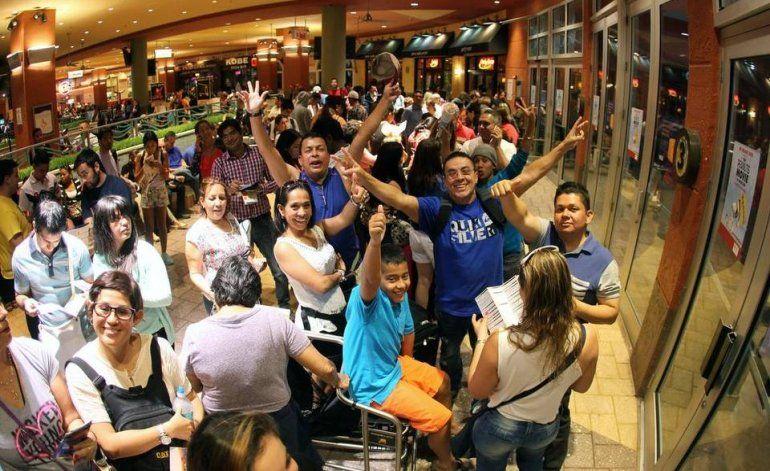 Compras del Viernes Negro en Miami