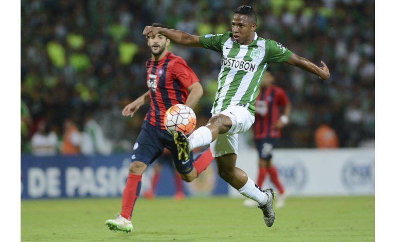 Atlético Nacional va por doblete Libertadores-Sudamericana