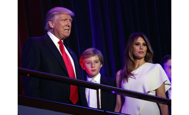 Melania Trump, destinada a ser una primera dama a distancia