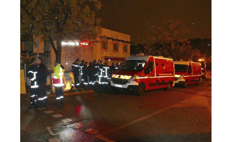 Francia: Sospechoso de ataque no estaría ligado a terrorismo