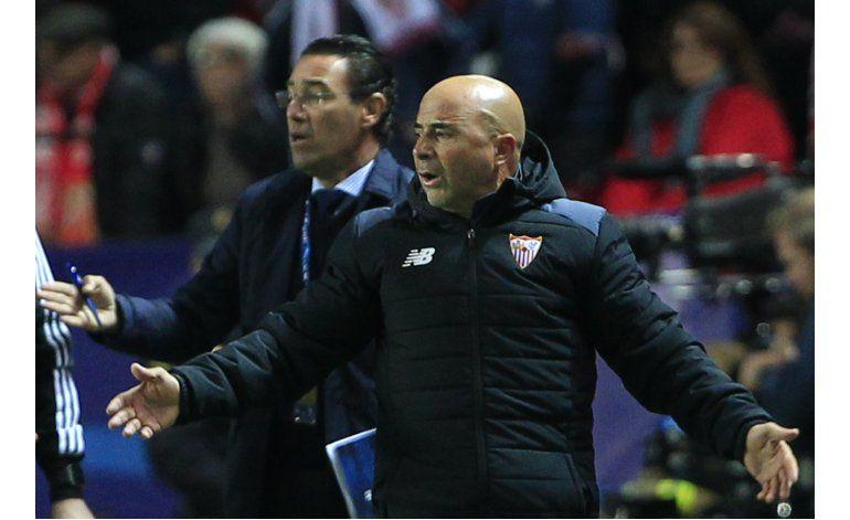 Del árbol al éxtasis, Sampaoli sigue su camino en Sevilla