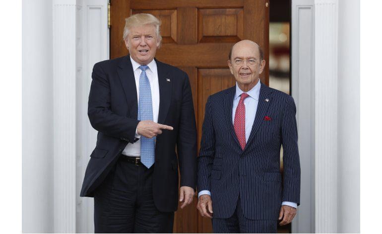 Trump hace nuevos nombramientos para su gabinete