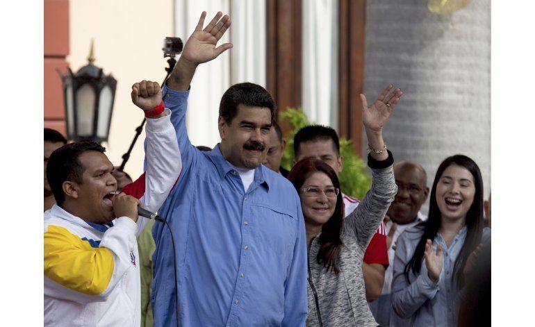 Maduro considera complot el caso de sobrinos de primera dama