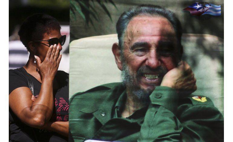 Cuba observará 9 días de duelo por Fidel Castro