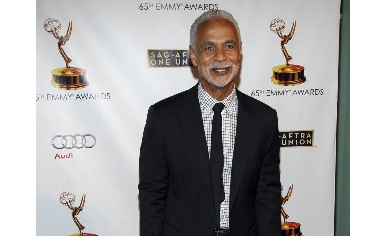 Fallece actor Ron Glass, de Barney Miller, a los 71 años