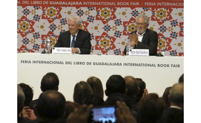 Vargas Llosa: Me toca apagar la luz y cerrar la puerta
