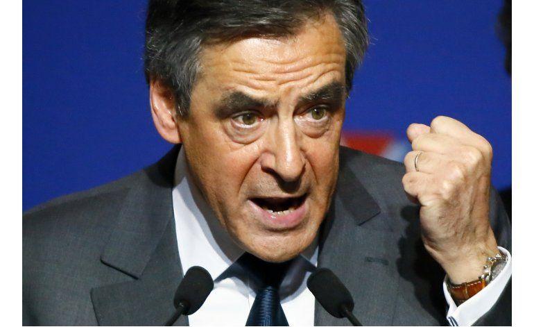 Francia: Fillon se declara victorioso en las primarias