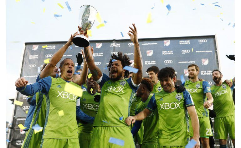 Sounders superan a Rapids y son finalistas en la MLS