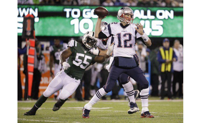 Brady empata a Manning con 200 victorias